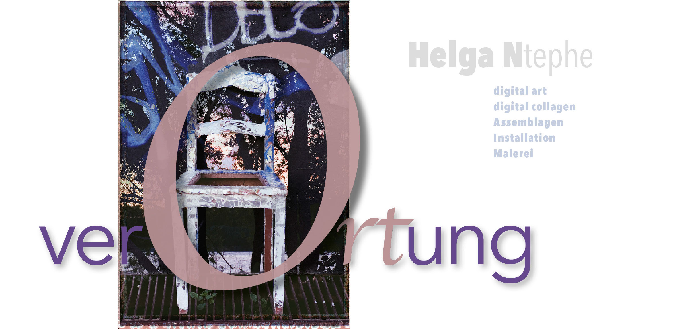 Helga Ntephe Vernissage